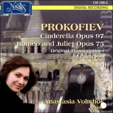 VOLTCHOK, ANASTASIA - ASCHENBR?DEL/ROMEO UND JULIA USED - VERY GOOD CD