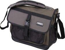 DAM Spinntasche Umhängetasche Angeltasche Tasche mit Fischbeutel 40x18x30cm