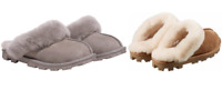 NEW!! Kirkland Women's Shearling Slippers Variety