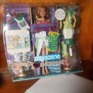 Barbie My Scene Kennedy I Love Shopping Hard To Find By Mattel