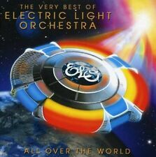 ELECTRIC LIGHT ORCHESTRA The Very Best Of All Over The World CD BRAND NEW ELO