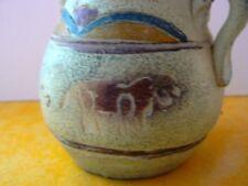 Keramik Vase Mallorca Töpferarbeit Souvenir