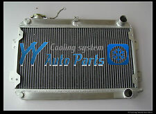 Mazda RX7  S1 S2 S3  56mm  3 row  Aluminium Radiator