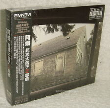 Eminem The Marshall Mathers LP2 [Deluxe Edition] 2013 Taiwan 2CD w/OBI (digipak)