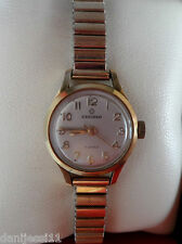 VINTAGE LADIES CANDINO 17 JEWELS WATCH