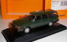 Volvo 240 GL Break dunkelgrün 1986 in 1:43 von Maxichamps