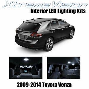 XtremeVision Interior LED for Toyota Venza 2009-2014 (14 PCS) Pure White