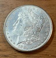 1881-S Morgan Silver Dollar Nice Coin