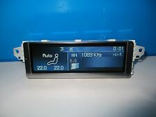 Peugeot 407 RD4 Colour Display Screen Genuine English French BRAND NEW