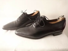 """Chaussures  Noir  Années 1960  """"ANDRE"""" Luxe   -  T.41"""