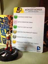 WONDER WOMAN 002 Common Superman DC Figure IN HAND New heroclix
