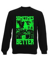 sometimes dead is better sweatshirt pet sematary sweater hoodie t shirt horror