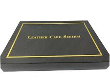 Miracle SealPlus Leather Cleaning And Conditioning Care System/ Stain Remover