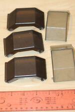 Lot Vintage 1980's Fisher Price CONSTRUX Space windows piece parts type lot#17