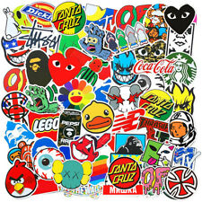 100Pcs Sticker Pack Bomb Vinyl Graffiti Decal Dope Skateboard Luggage Laptop Lot