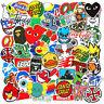 100Pcs Sticker Pack Bomb Vinyl Graffiti Decal Dope Skateboard Luggage Laptop Lot