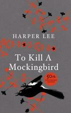 To Kill A Mockingbird: 50th Anniversary edition by Harper Lee | Hardcover Book |