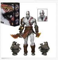 NECA God of War 3 Ghost of Sparta Kratos PVC Action Figure Collectible Toy 22cm