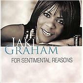Jaki Graham - For Sentimental Reasons (2012)  CD  NEW/SEALED  SPEEDYPOST