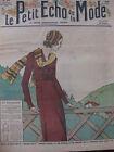 Septembre 1932 Le petit écho de la mode N°38 Hebdomadaire féminin Illustré