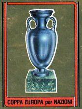 Coppa Europa Für Länder Figur Fußballer panini 1980 1981 Mit Seidenpapier Atta