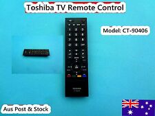 Toshiba Television TV Remote Control Replacement CT-90406 **Brand NEW** (C08)