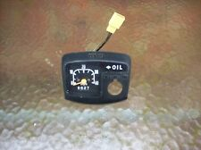 yamaha sa 50 passola speedo clock console speedometer instrument gauge barn find