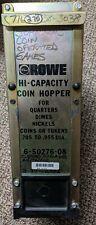 Rowe Hi-Capacity Coin Hopper 6-50276-08 For Bc35, Bc100, Bc1200, Bc3500