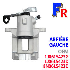 ARRIÈRE GAUCHE Étrier de frein 1J0615423G 1J0615423D 8N0615423D Pour Audi A3 TT