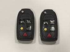 PAIR OF 2  LQNP2T-APU OEM VOLVO SMART Factory OEM KEY FOB Keyless Entry Remote