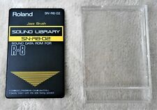 CARTE ROLAND R8 SN-R8-02 JAZZ BRUSH