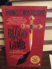 Blood of the Lamb by Thomas F. Monteleone, PB, 1993