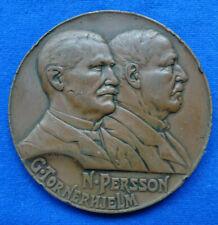 Schweden Bronzemedaille 1916 (Throndsen) - 25 Jahre Schlacht von Sulitelma