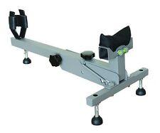 New! Allen Company Deluxe Folding Gun Adjustable Rest Easy Shot Grey 2196