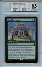 MTG Doubling Season BGS 9.0 (9) Mint Battlebond Magic Card Amricons 5048