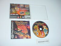 Disney's TREASURE PLANET game complete in case w/ manual for PLAYSTATION or PS2