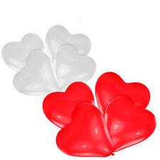 Herzballons Ø30 Herzluftballons   Hochzeit für Helium geeignet Premium Qualität
