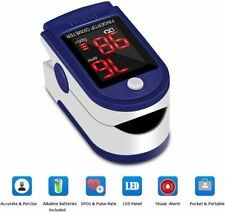 Pulse Oximeter Blood Oxygen Saturate SpO2 Meter Finger PR Fingertip Monitor USA