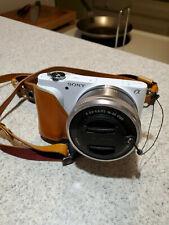 SONY NEX-3N Mirrorless Camera