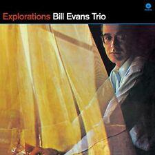 Bill Evans - Explorations [New Vinyl] Bonus Track, 180 Gram