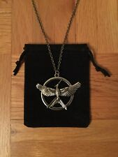 The Hunger Games Mockingjay Necklace/Pendant