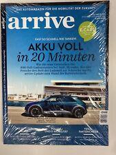 arrive Automagazin für die Mobilität der Zukunft 05/2021-NEU-  Tesla, VW ID4 GTX