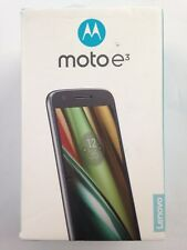 NEW EX-DISPLAY MODEL MOTOROLA MOTO E3 XT1700 BLACK SIMFREE UNLOCKED ORIGINAL BOX