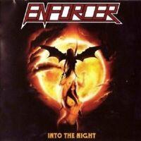 ENFORCER - INTO THE NIGHT  CD HARD ROCK HEAVY METAL NEU
