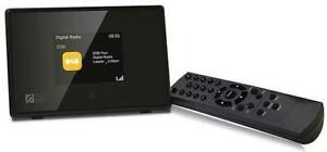Ocean Digital DAB Radio Tuner- DAB/DAB+ - FM - Bluetooth - Clock and alarm