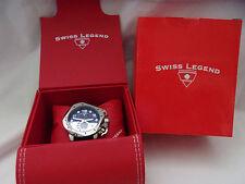 Swiss Legend Men's Watch New In Box SL-10538-03