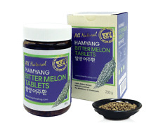 Hamyang Bitter Melon 200g Tablets - Naturally Maintain Blood Glucose Levels