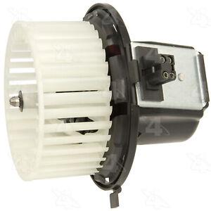 HVAC Blower Motor Rear 4 Seasons 75713