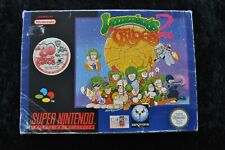 Lemmings 2 The Tribes Nintendo Snes PAL Boxed