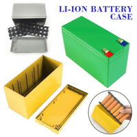 12V 3S 7P Li-ion Battery Case + Holder for DIY 18650 Powerwall Battery Pack